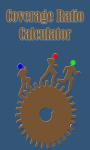 Coverage Ratio Calculator screenshot 1/3