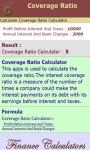 Coverage Ratio Calculator screenshot 3/3