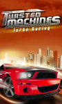 Twisted Machines Turbo Racing screenshot 1/6
