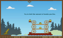Roly-Poly Cannon screenshot 1/3