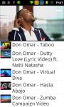 Don Omar Video Collection screenshot 1/2