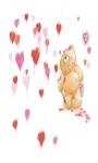 Love Forever Friend Bear Action Wallpaper screenshot 4/5