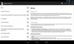 Diseases Dictionary screenshot 4/6