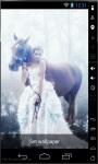 Princess and Horse Live Wallpaper screenshot 2/2