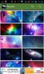 Galaxy Wallpaper HD screenshot 1/3