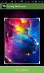 Galaxy Wallpaper HD screenshot 3/3