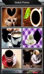 Coffee Cup Photo Frames screenshot 2/6