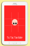 Tic Tac Toe Baby screenshot 1/3
