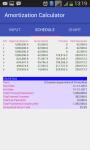 Bankers Amortization Calculator screenshot 6/6