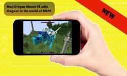 Dragon Mounts Mod for MCPE screenshot 1/3