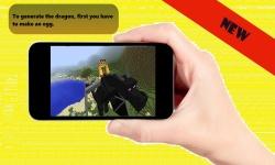Dragon Mounts Mod for MCPE screenshot 2/3