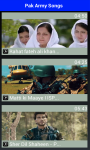 Pak Army Songs screenshot 1/3