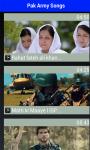 Pak Army Songs screenshot 3/3