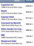 Hotels (TapFinder) screenshot 1/1