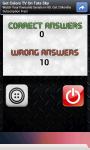 Quizzo Java screenshot 5/6