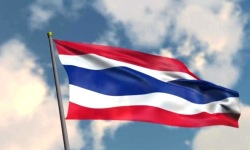 Thai Flag 3D Animation screenshot 2/4