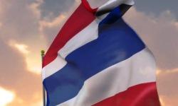 Thai Flag 3D Animation screenshot 4/4