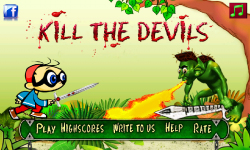Kill the Devil Action Game screenshot 1/5