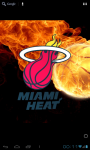 Miami Heat 3D Live WP FREE screenshot 3/6