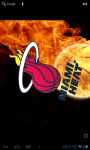 Miami Heat 3D Live WP FREE screenshot 4/6