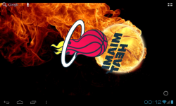 Miami Heat 3D Live WP FREE screenshot 5/6