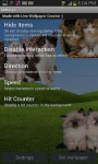 Cute Cats On Your Phone LWP FREE screenshot 1/5
