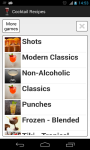 Cocktail Recipes - Catalog screenshot 1/3