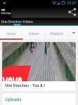 One Direction Cool Videos screenshot 1/6