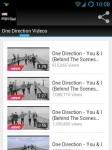 One Direction Cool Videos screenshot 2/6