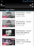 One Direction Cool Videos screenshot 3/6