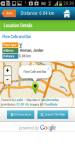 Amman Map Guide Weather Hotels screenshot 1/4