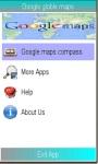 Google maps compass screenshot 1/1