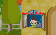 Kids Poem Rain Rain Go Away screenshot 3/4