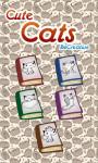 Cute Cats Coloring Book - BeCreative screenshot 1/5