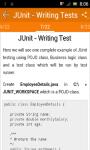 Learn JUnit screenshot 3/3