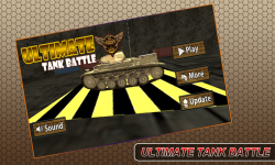 Ultimate Tank Battle - Worlds screenshot 1/6