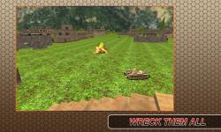 Ultimate Tank Battle - Worlds screenshot 3/6
