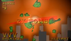 Brave Angry Ninja screenshot 4/4