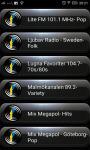 Radio FM Sweden screenshot 1/2