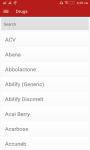 Drug Dictionary - Medical screenshot 1/5