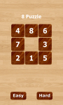 8 and 15 Puzzle screenshot 1/4