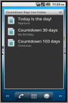 CntdwnDaysAd screenshot 2/3
