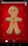 Gingerbread Man Live Wallpaper screenshot 3/6