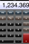 Calculator 4 - iPad Edition screenshot 1/1