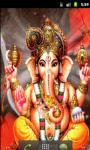 Ganesh Ganesha Live Wallpaper screenshot 1/5