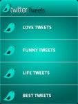 Top Twitter Tweets screenshot 2/4