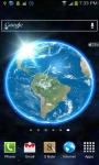 Earth 3D LWP screenshot 1/6