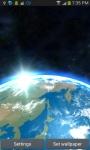 Earth 3D LWP screenshot 3/6
