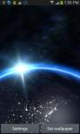 Earth 3D LWP screenshot 4/6