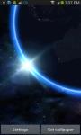 Earth 3D LWP screenshot 6/6